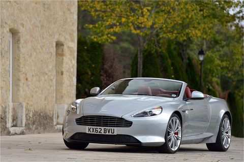 44 The 2019 Aston Martin DB9 New Review