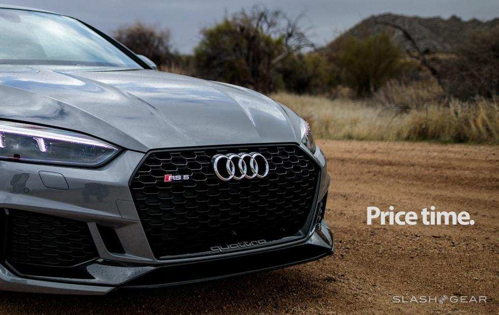 44 The 2019 Audi S5 Performance