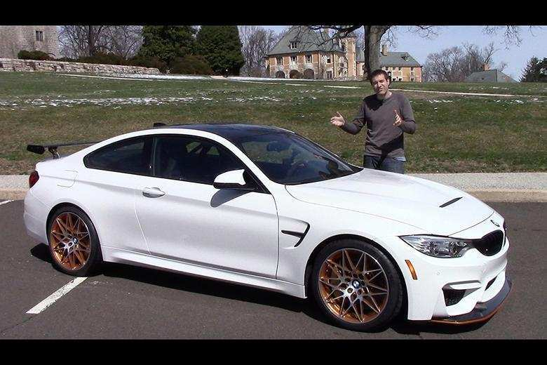 44 The 2019 BMW M4 Gts Speed Test