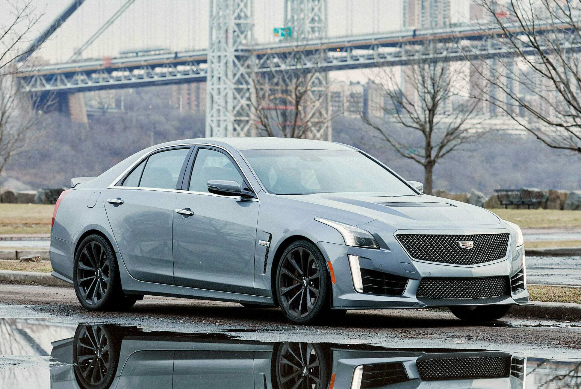 44 The 2019 Cadillac CTS V Performance