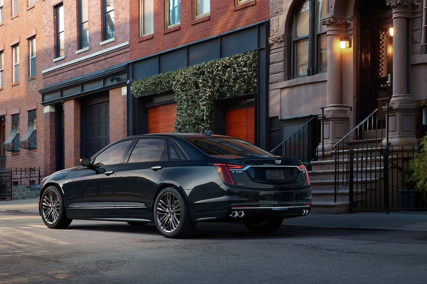 44 The 2019 Cadillac ELR Configurations