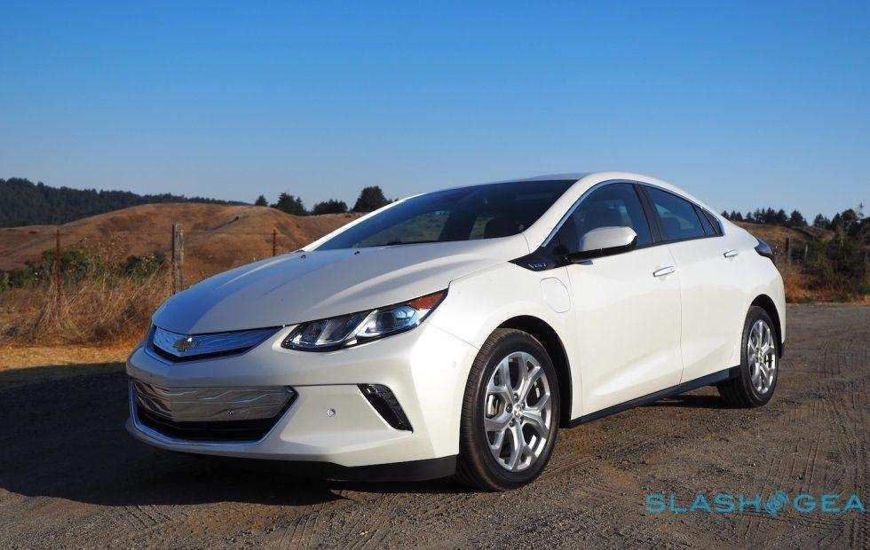 44 The 2019 Chevy Volt Style