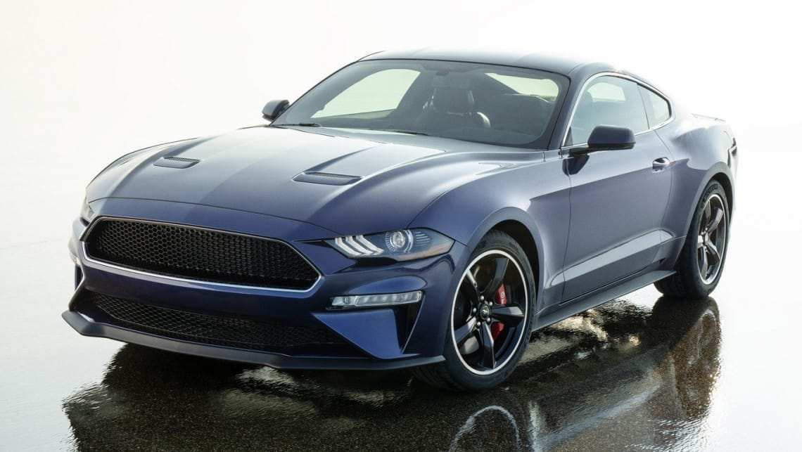 44 The 2019 Ford Mustang Performance And New Engine