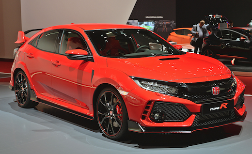 44 The 2019 Honda Civic Si Type R Exterior And Interior