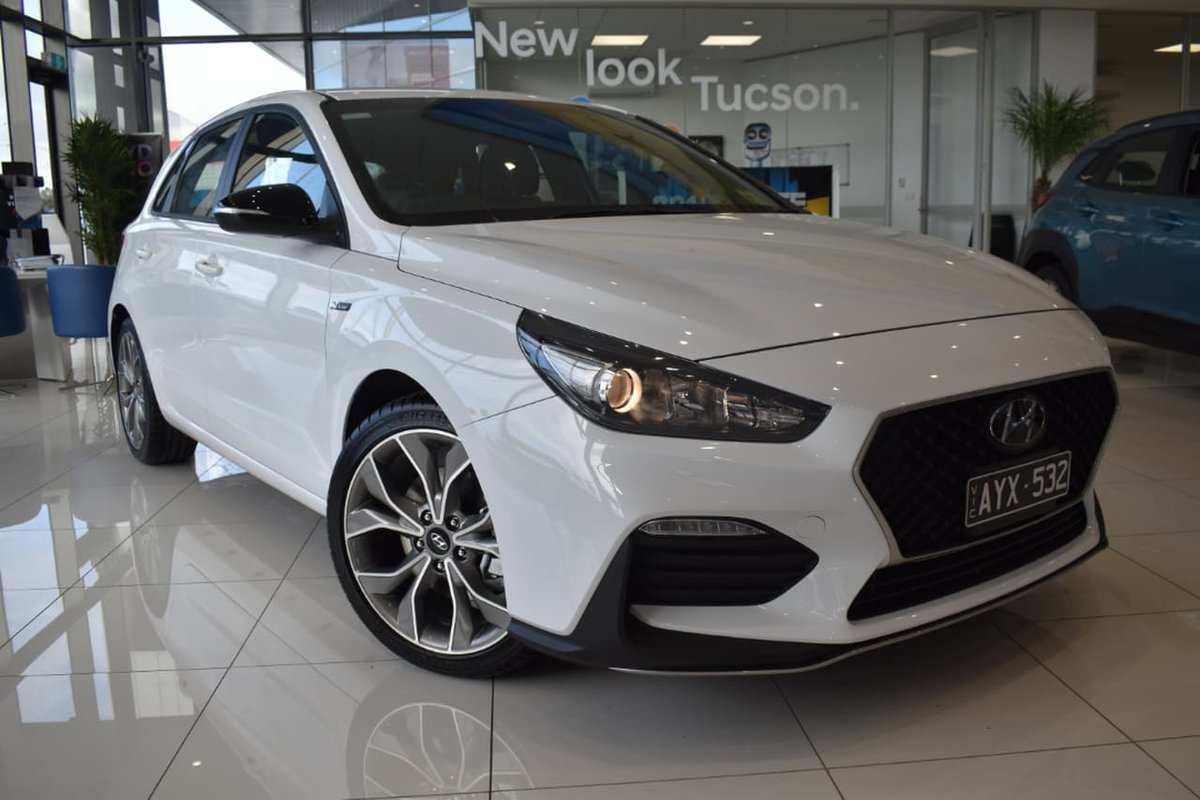 44 The 2019 Hyundai I30 Price