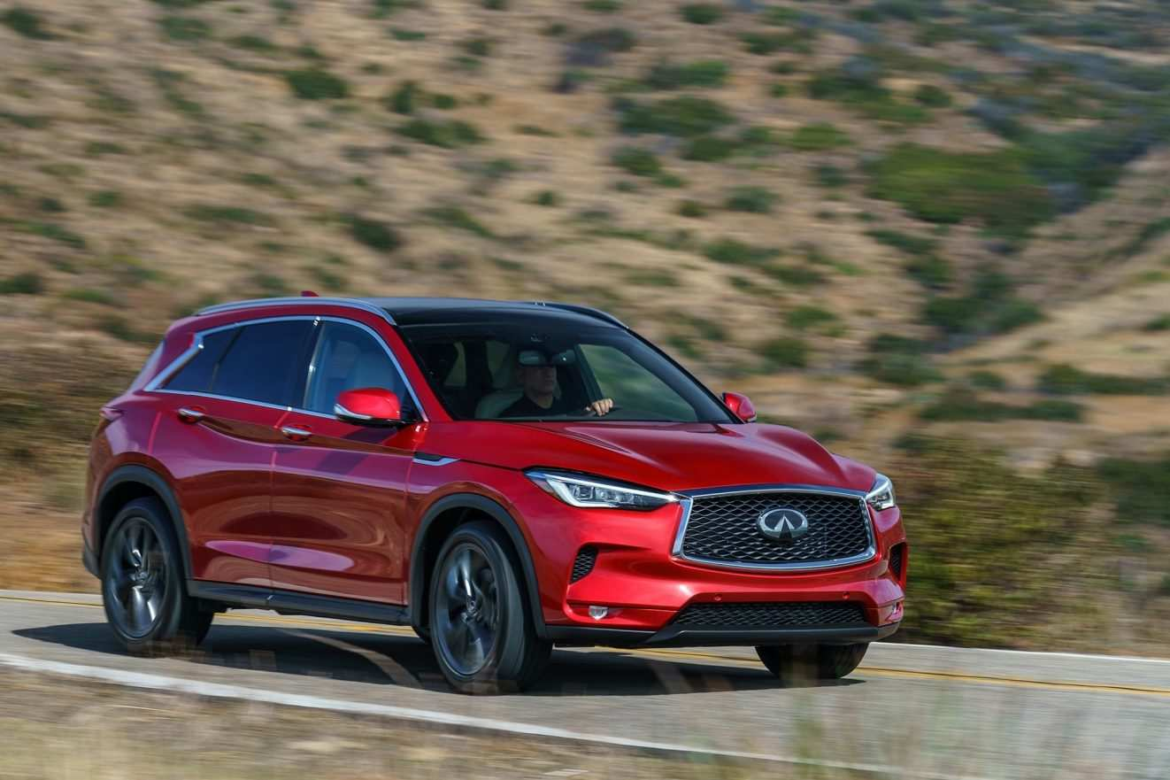 44 The 2019 Infiniti QX70 Spesification