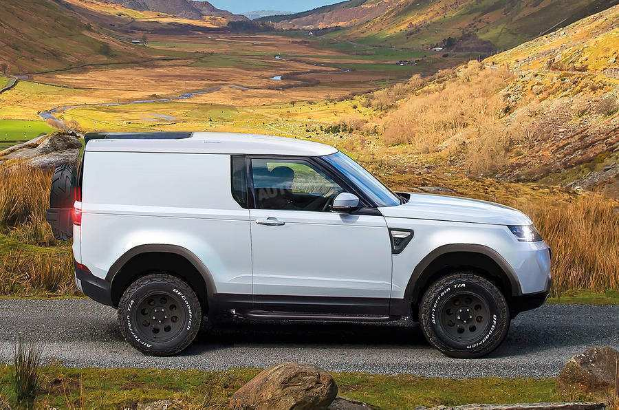 44 The 2019 Land Rover Defender Configurations