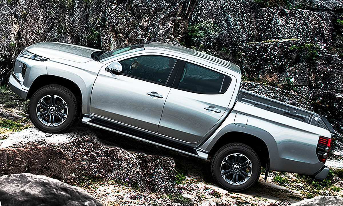 44 The 2019 Mitsubishi L200 Engine