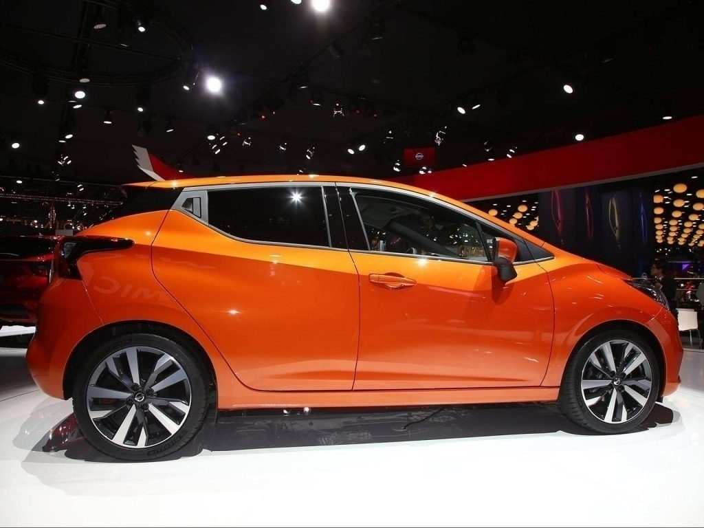 44 The 2019 Nissan March Mexico Columbia New Model And Performance