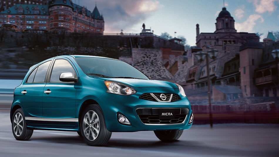 44 The 2019 Nissan Micra Redesign