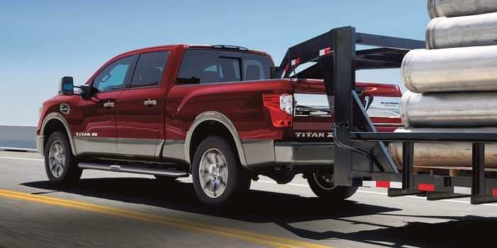 44 The 2019 Nissan Titan Diesel Concept And Review