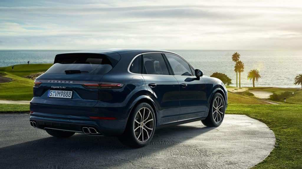 44 The 2019 Porsche Macan Turbo Review And Release Date