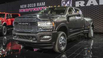 44 The 2019 Ram 3500 Diesel Exterior And Interior
