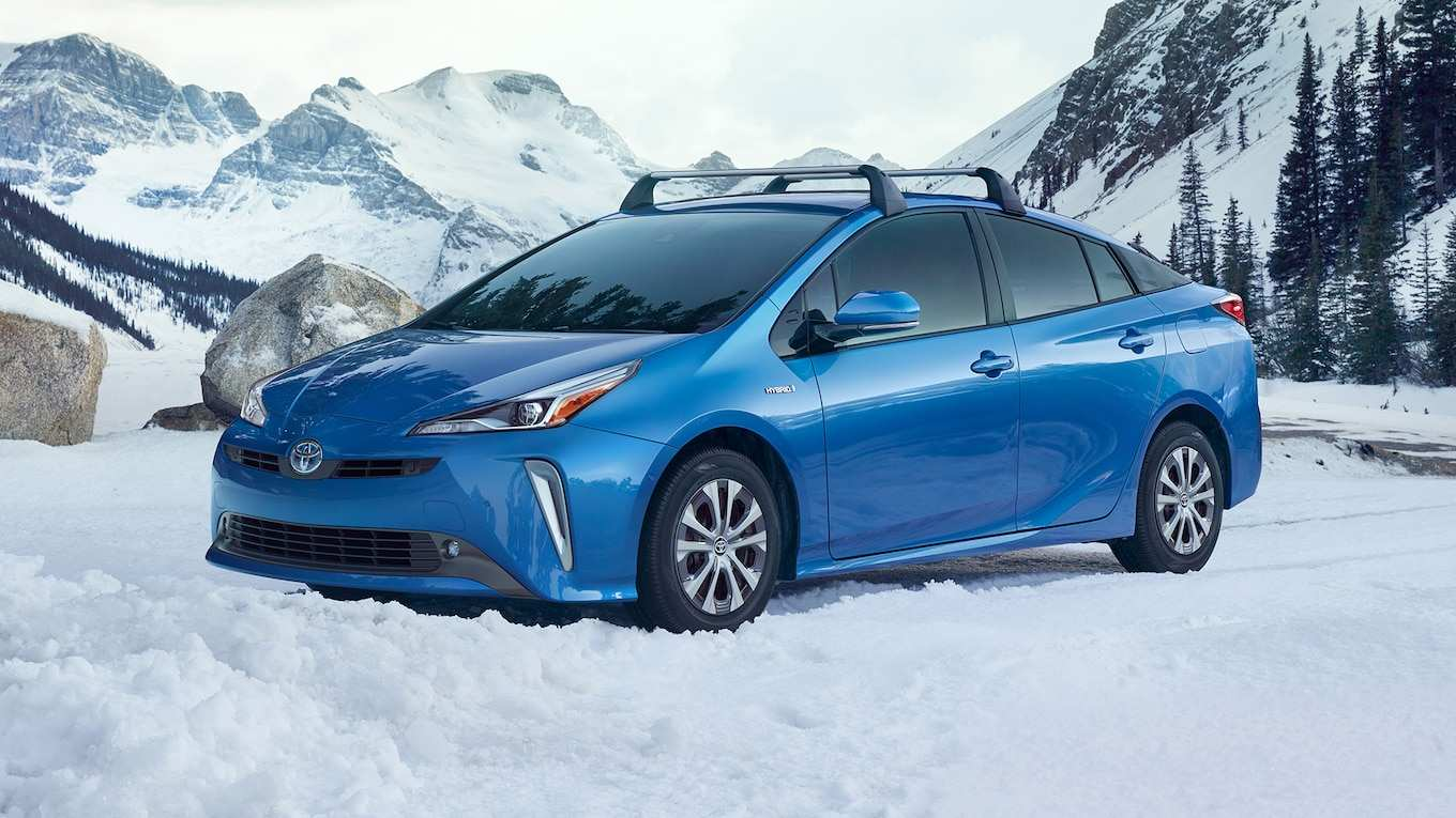 44 The 2019 Toyota Prius Pictures First Drive