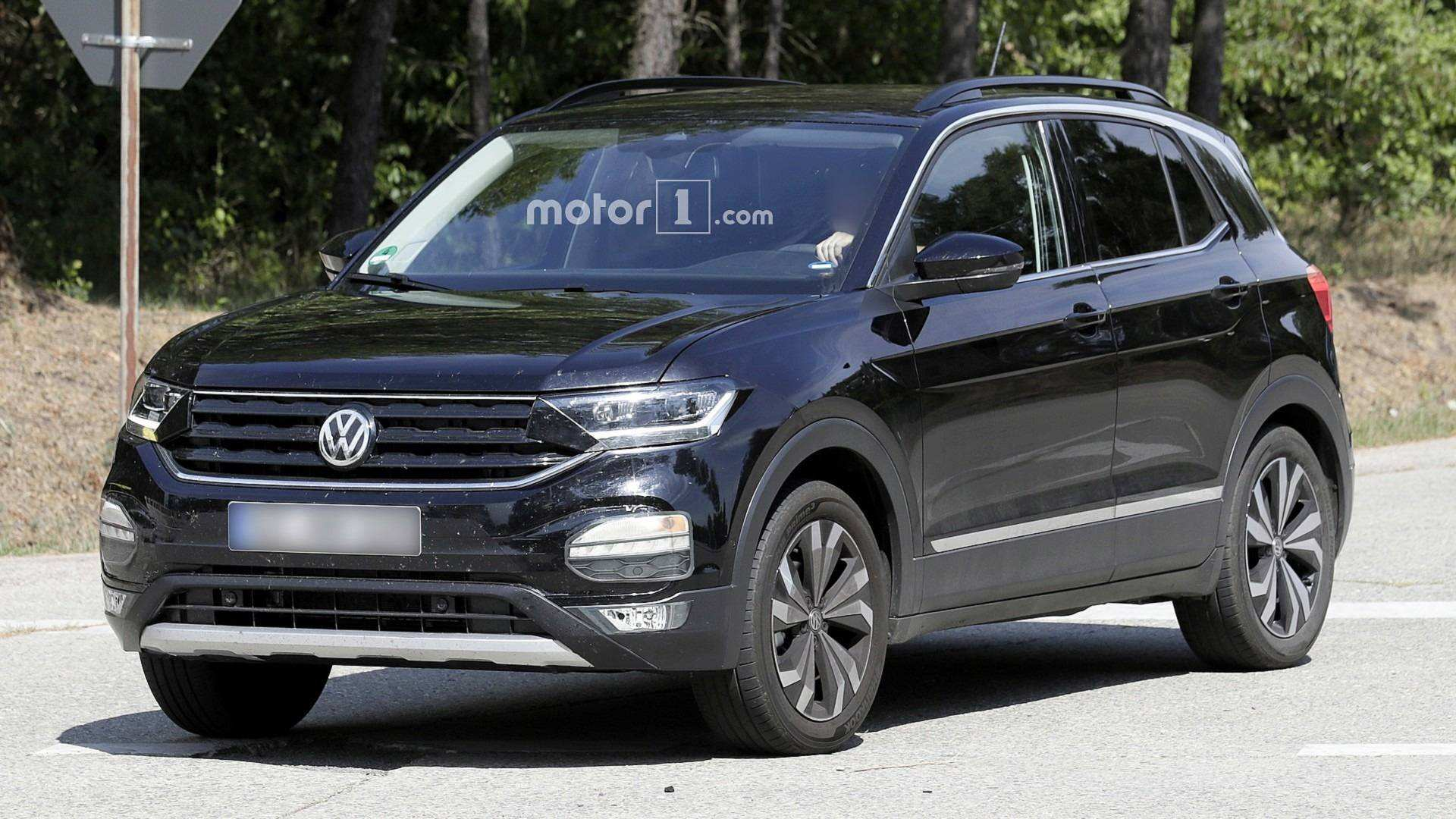 44 The 2019 Volkswagen Cross Model