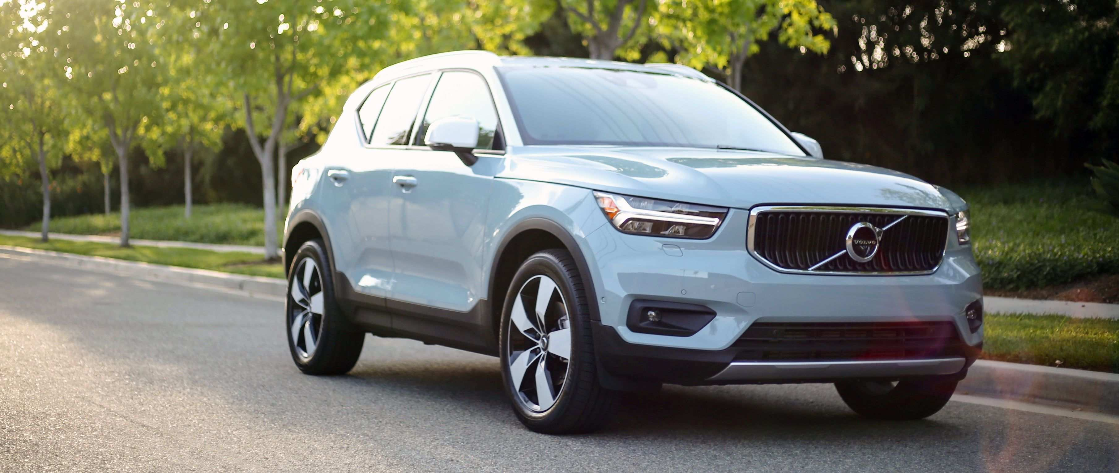 44 The 2019 Volvo Xc40 Owners Manual First Drive