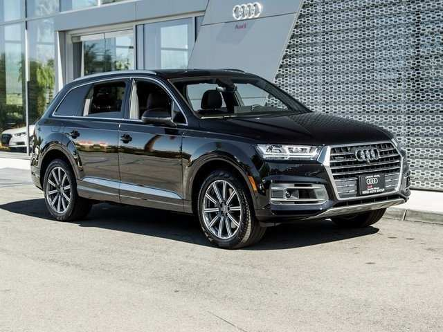 44 The 2020 Audi Q7 Spy Shoot