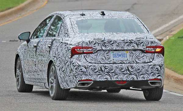 44 The 2020 Buick Verano Performance