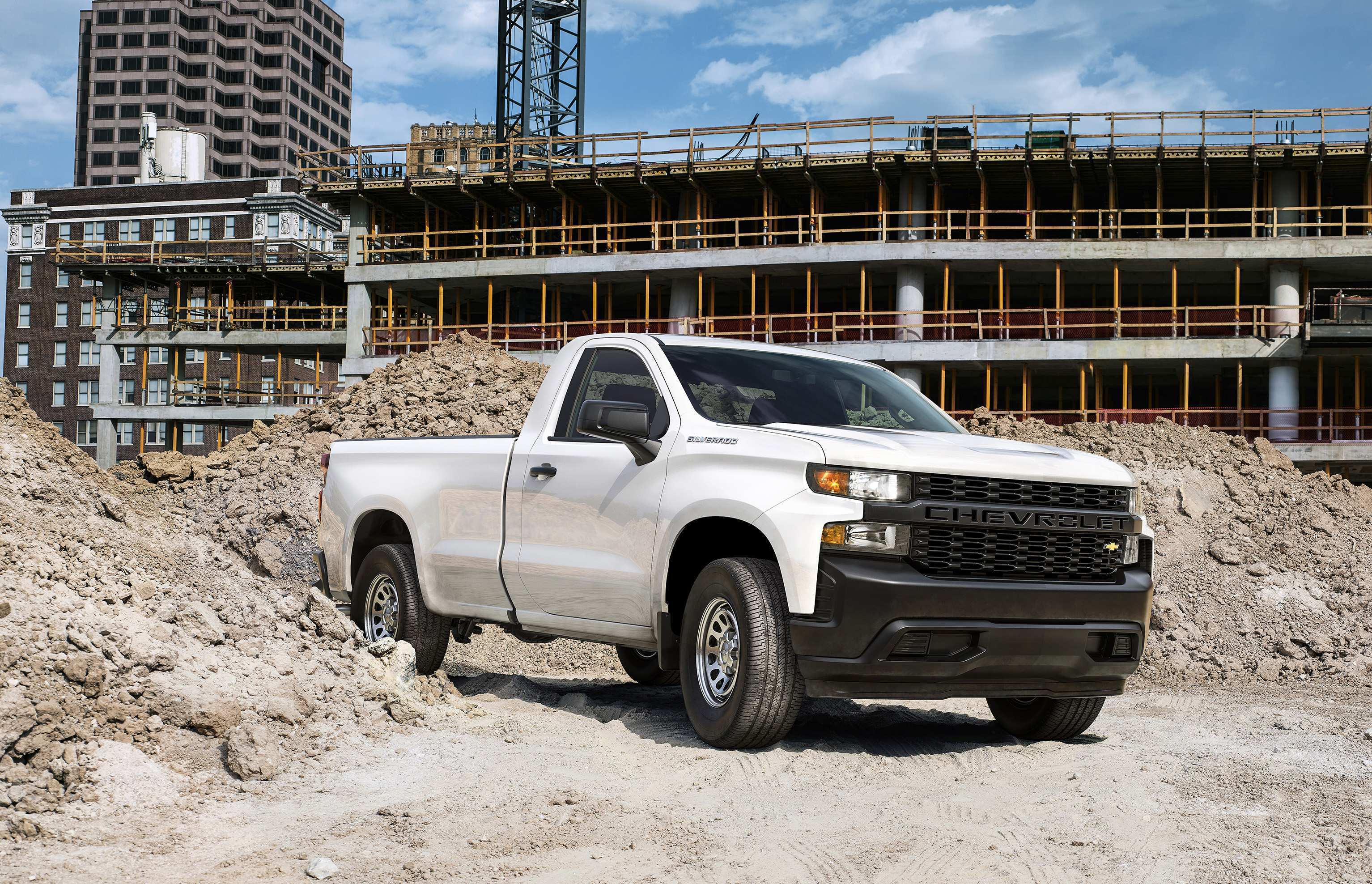 44 The 2020 Chevy Silverado 1500 2500 Spesification