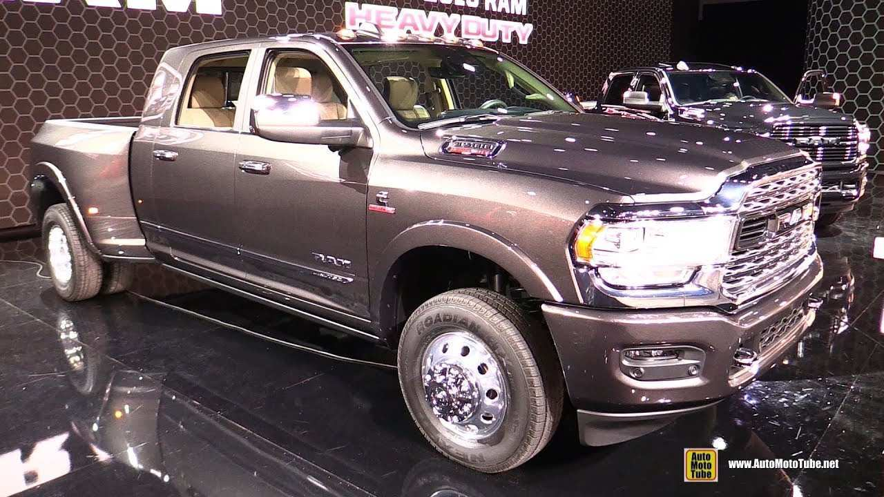 44 The 2020 Dodge Ram 3500 Spesification