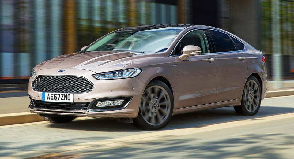 44 The 2020 Ford Fusion Concept And Review