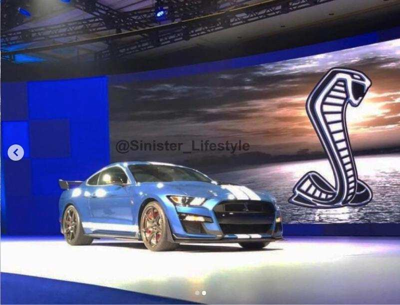 44 The 2020 Ford Mustang Shelby Gt500 Configurations
