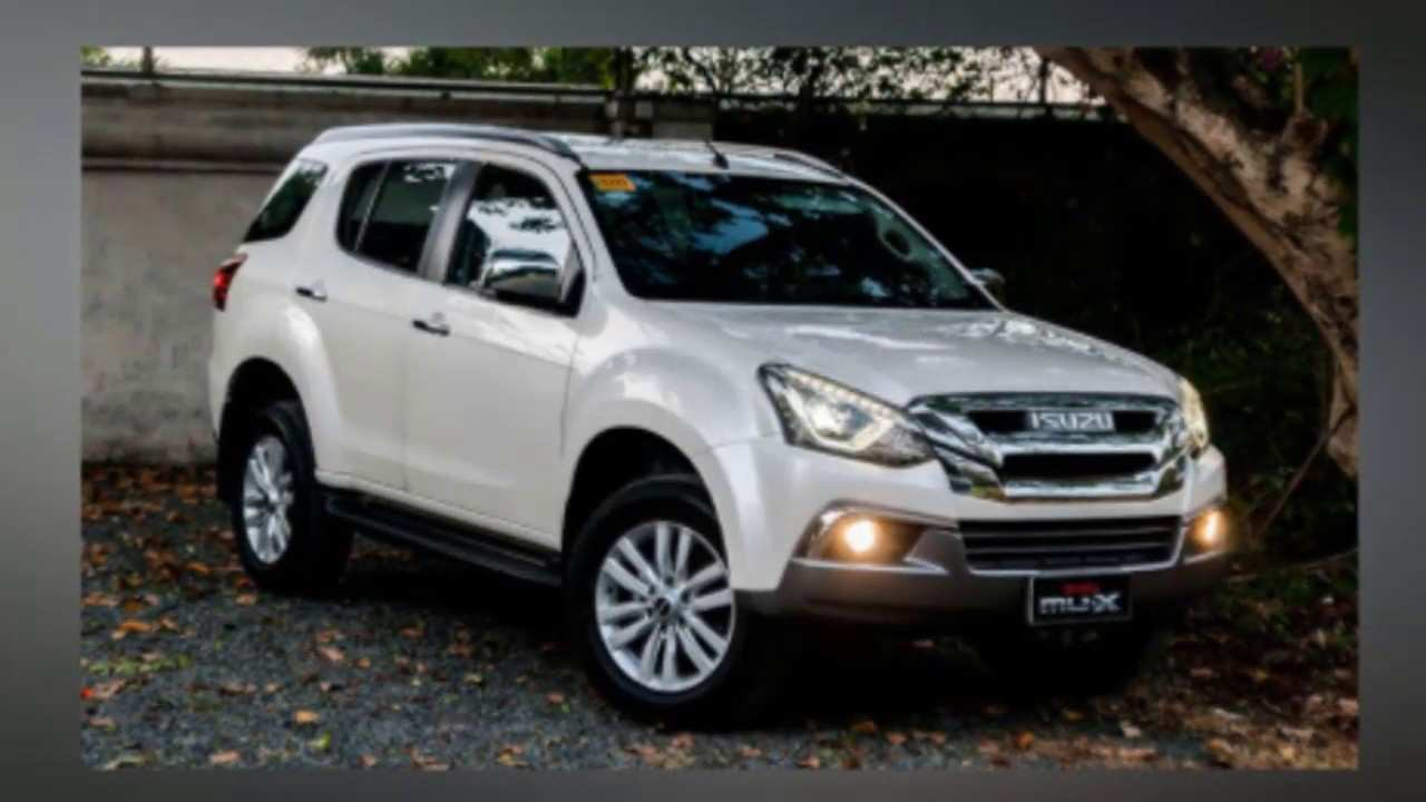 44 The 2020 Isuzu MU X Price And Review