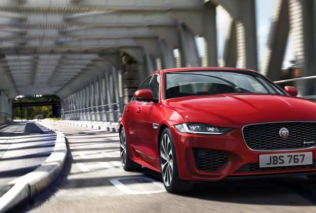 44 The 2020 Jaguar Xe Build Release
