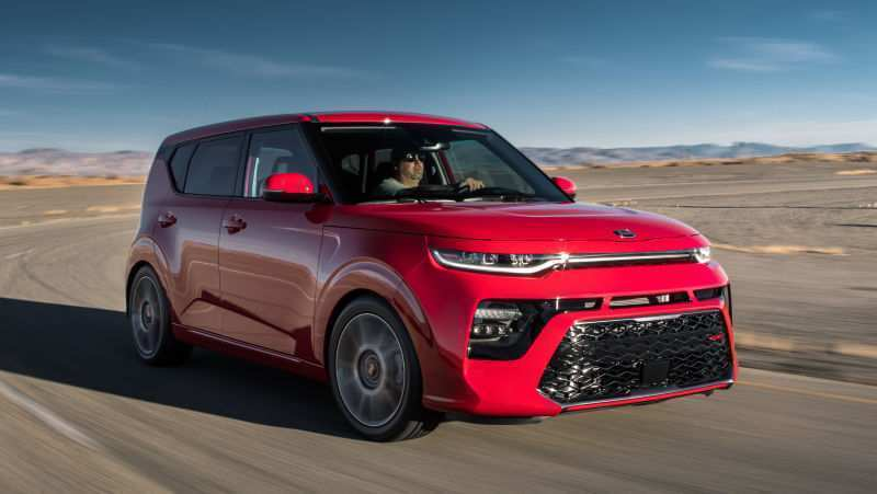 44 The 2020 Kia Soul New Review
