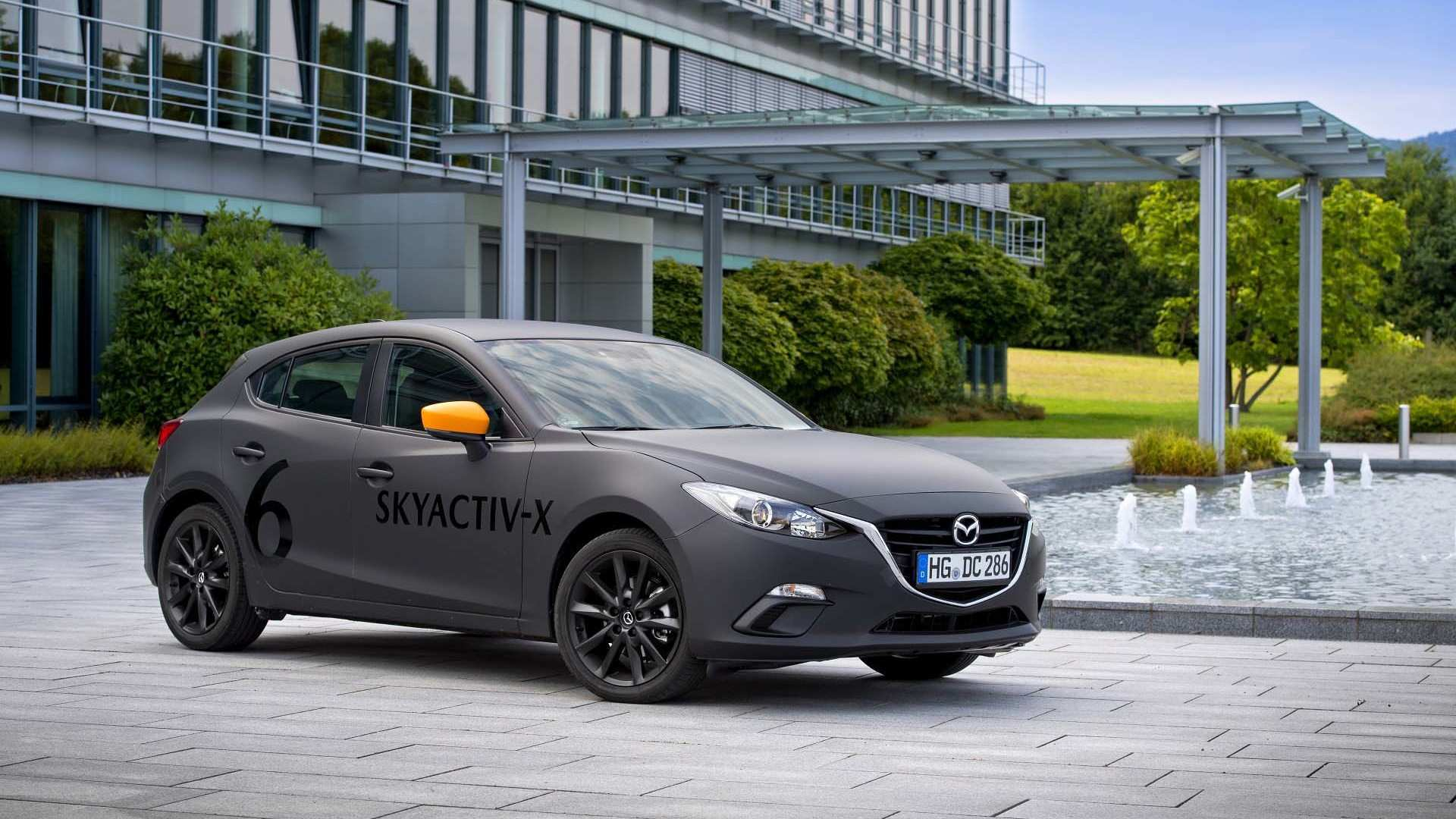44 The 2020 Mazda 3 Sedan Performance