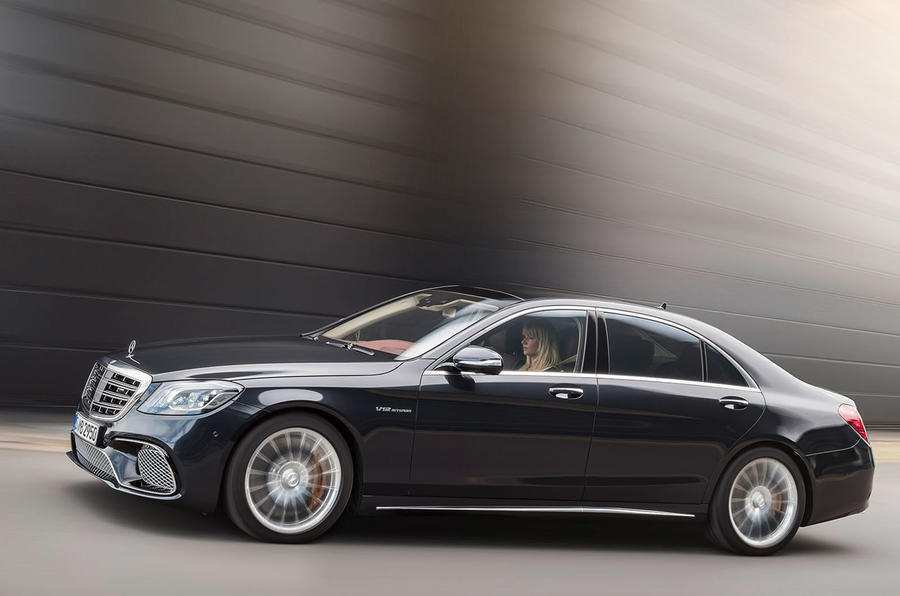 44 The 2020 Mercedes Benz S Class Research New
