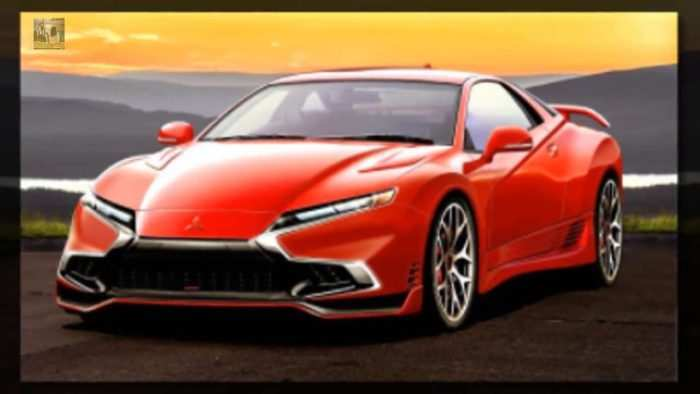 44 The 2020 Mitsubishi Eclipse R New Concept
