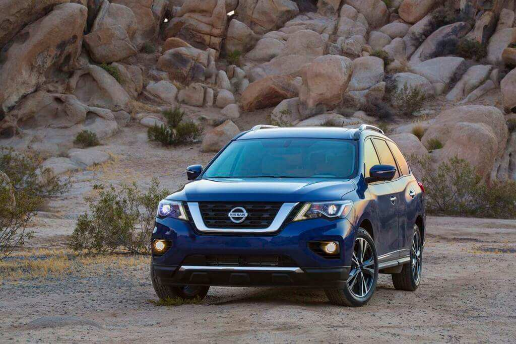 44 The 2020 Nissan Pathfinder Concept
