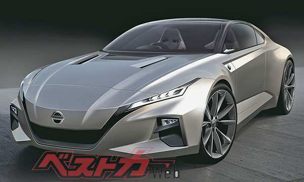 44 The 2020 Nissan Z Exterior And Interior