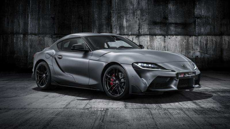 44 The 2020 Toyota Supra Quarter Mile Spesification