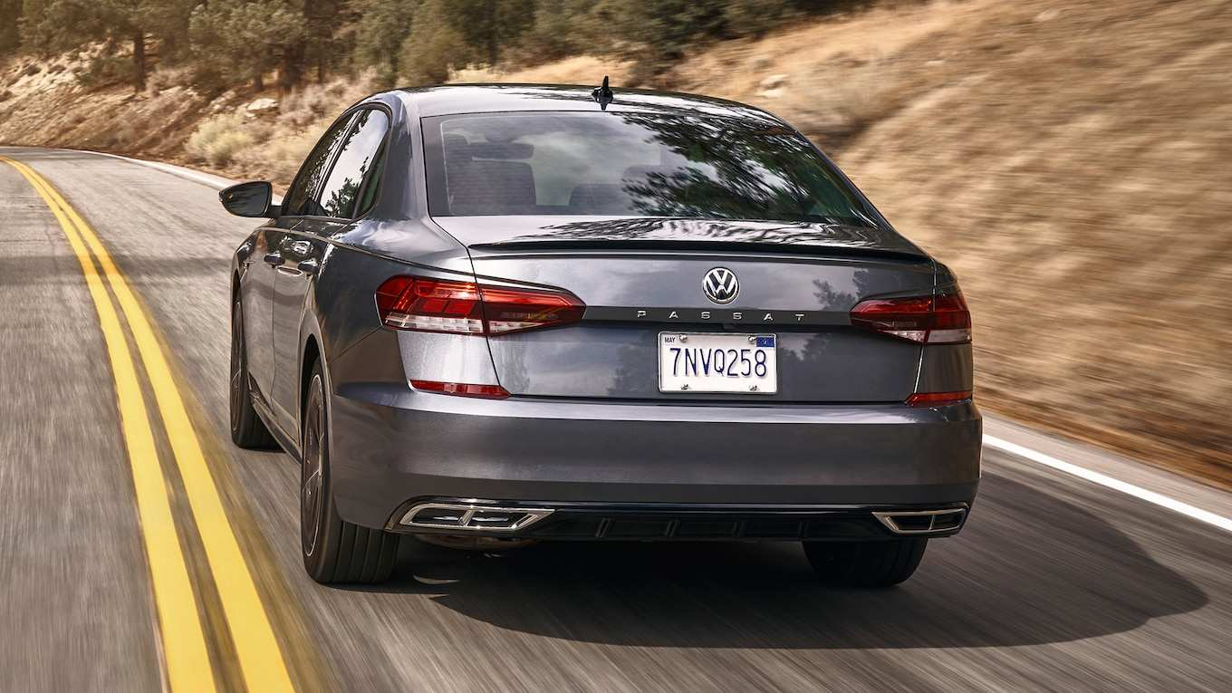 44 The 2020 VW Passat Tdi Concept And Review