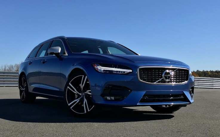 44 The 2020 Volvo V90 Wagon Price