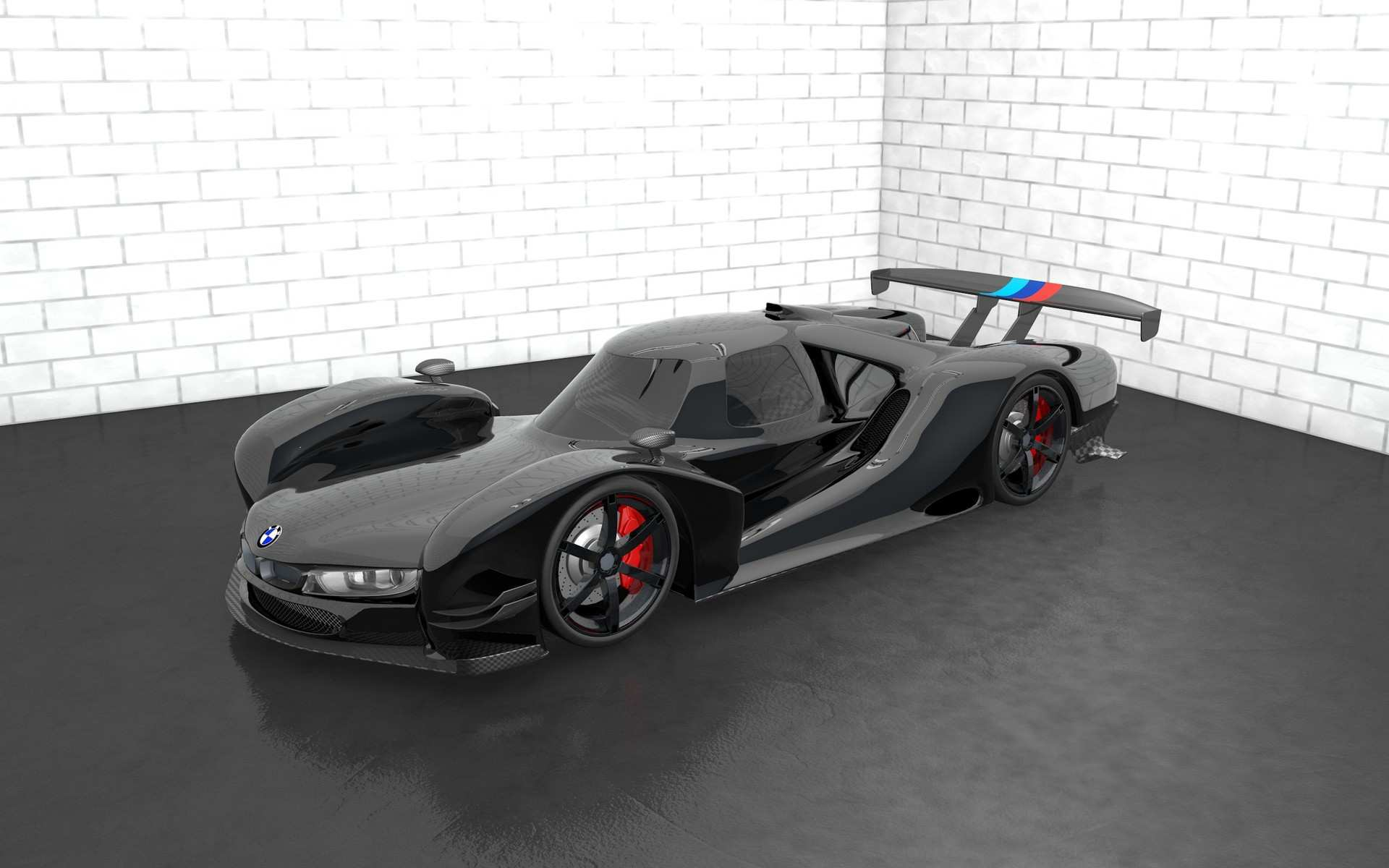 44 The BMW Lmp1 2020 History