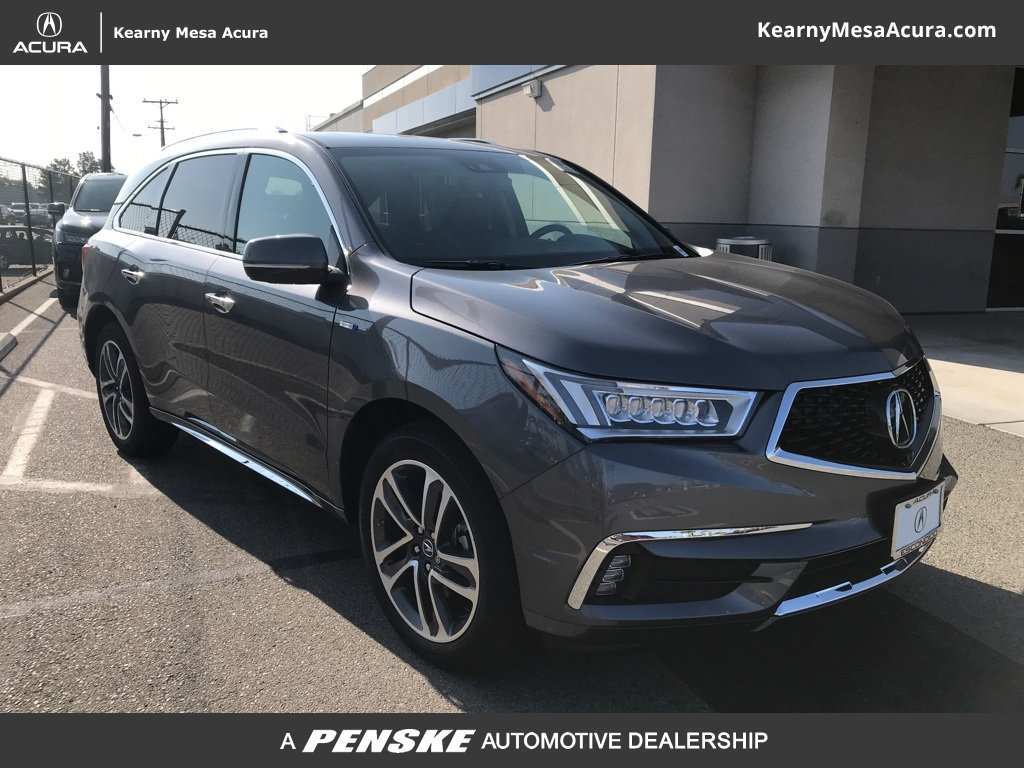 44 The Best 2019 Acura MDX Hybrid Wallpaper