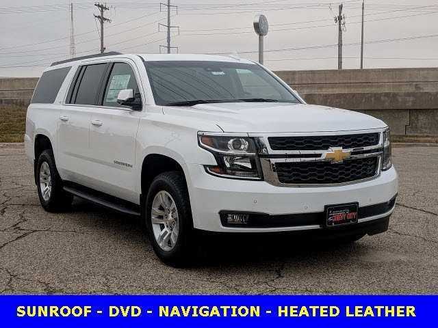 44 The Best 2019 Chevrolet Suburban Interior