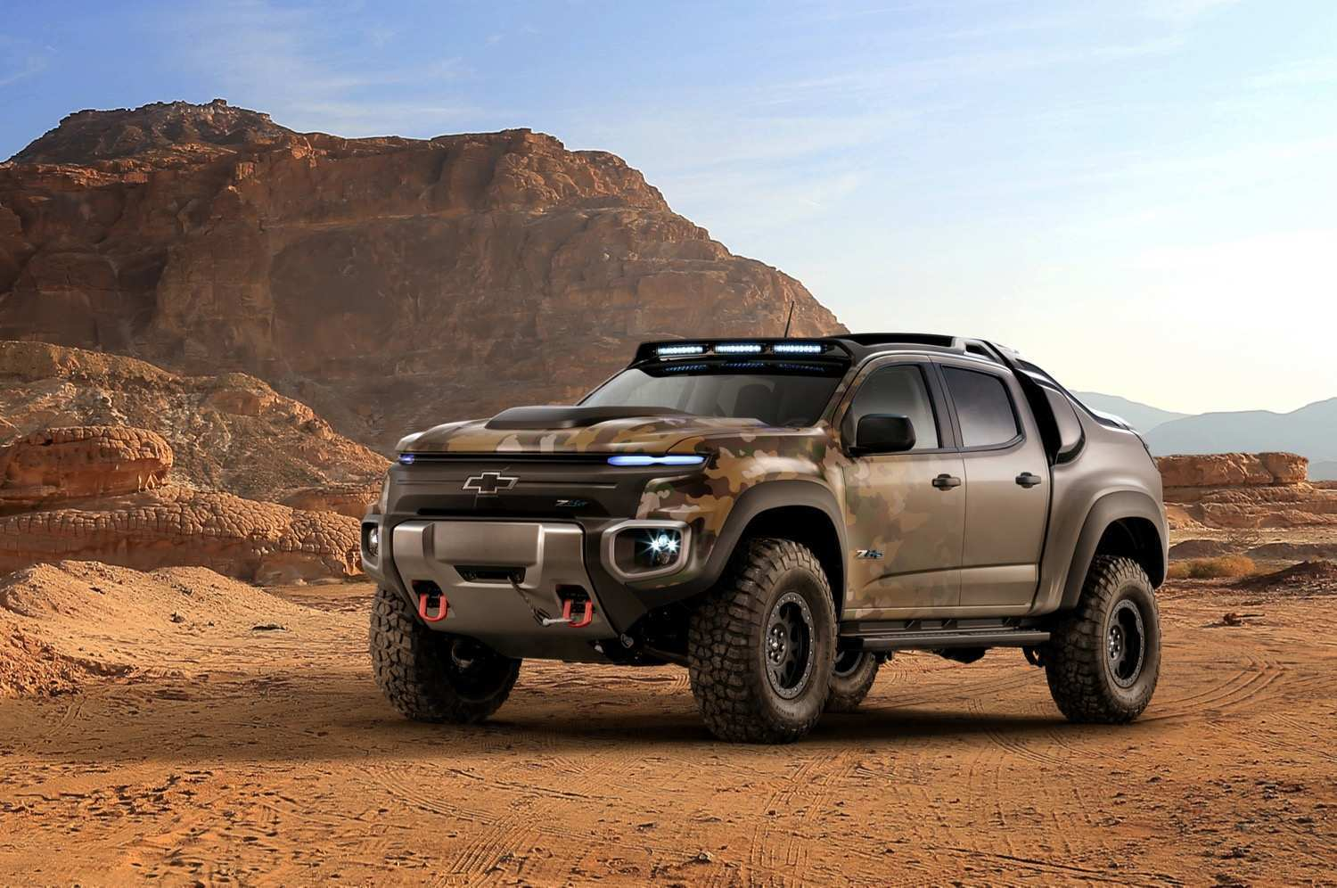 44 The Best 2019 Chevy Colorado Going Launched Soon Release