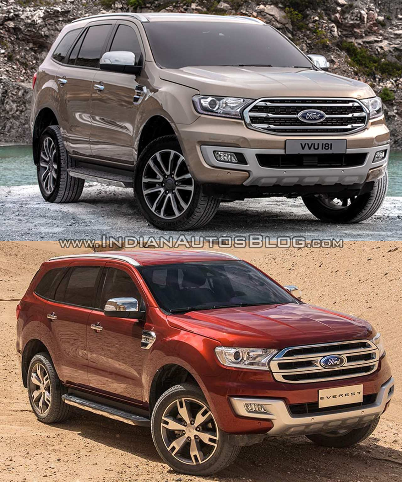 44 The Best 2019 Ford Everest Spesification