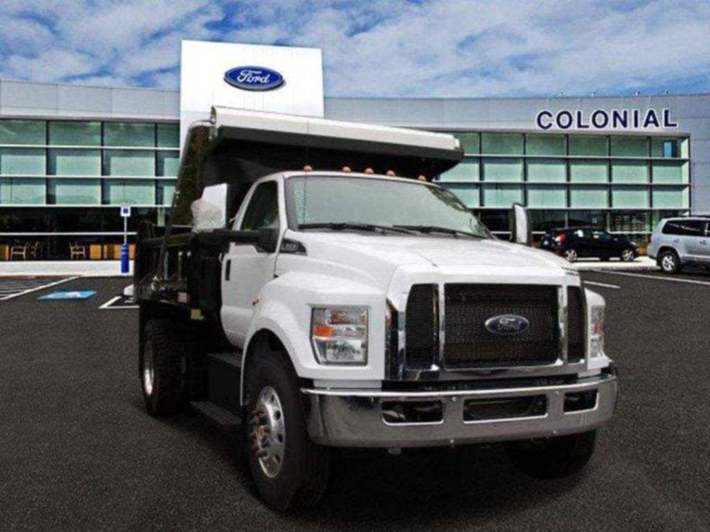 44 The Best 2019 Ford F650 Style