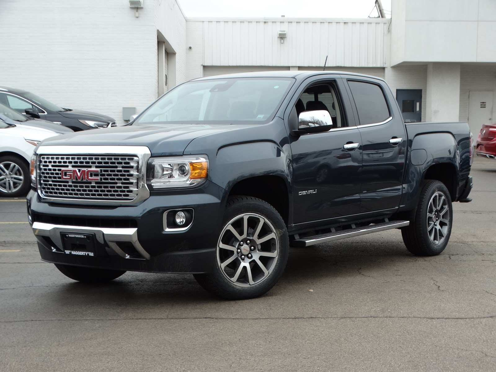 44 The Best 2019 GMC Canyon Speed Test