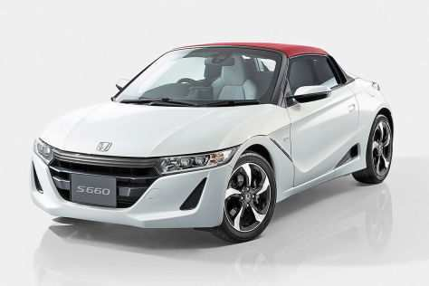 44 The Best 2019 Honda S660 New Model And Performance