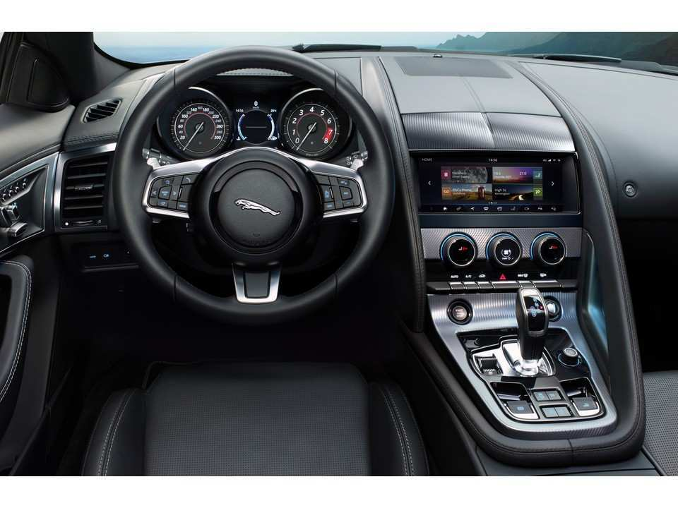 44 The Best 2019 Jaguar F Type Interior Concept And Review