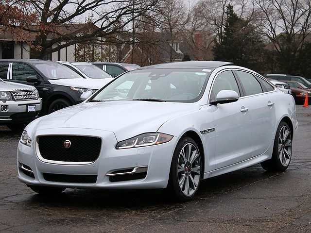 44 The Best 2019 Jaguar XJ New Model And Performance