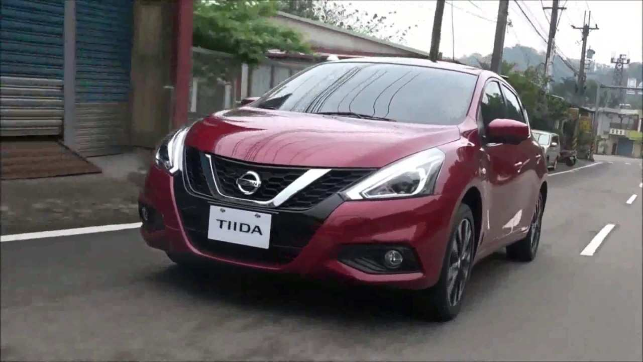 44 The Best 2019 Nissan Tiida Mexico Uae Concept