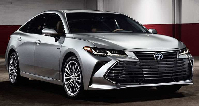 44 The Best 2019 Toyota Avalon Exterior