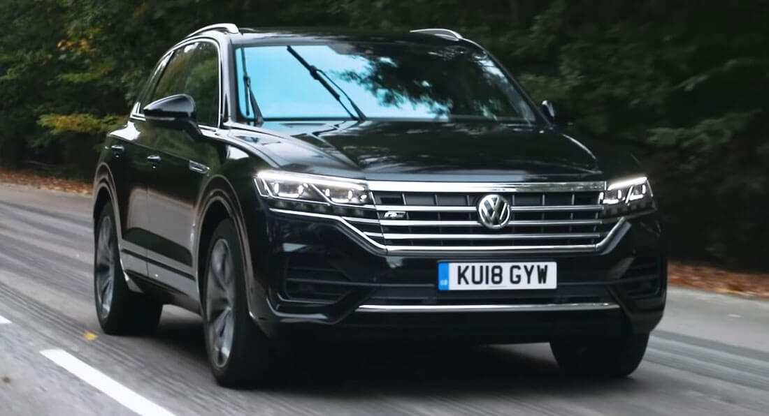 44 The Best 2019 Volkswagen Touareg Performance